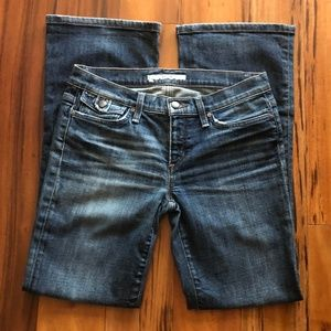Joe's Denim Flare Jeans Provocateur Janine Wash
